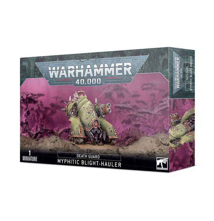 Warhammer 40K: Death Guard - Myphitic Blight-Hauler