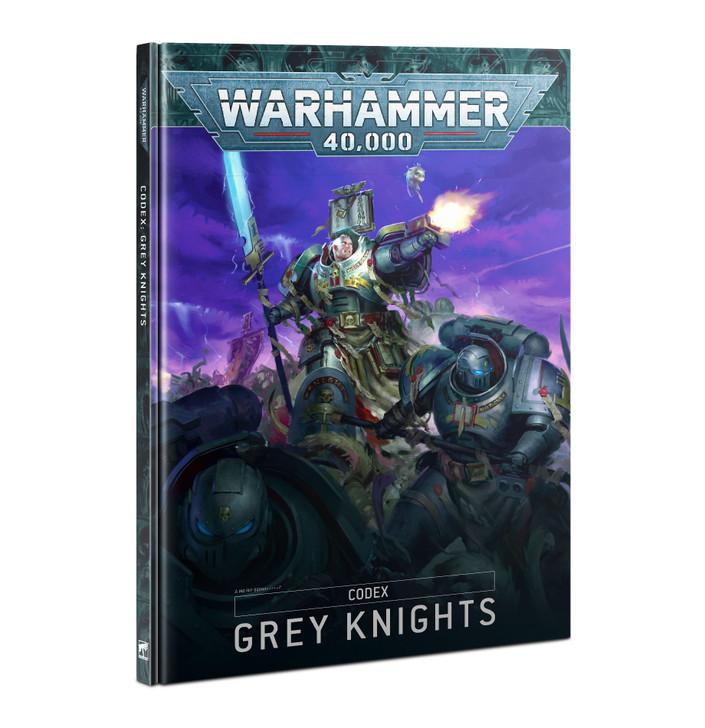 Warhammer 40K: Grey Knights - Codex