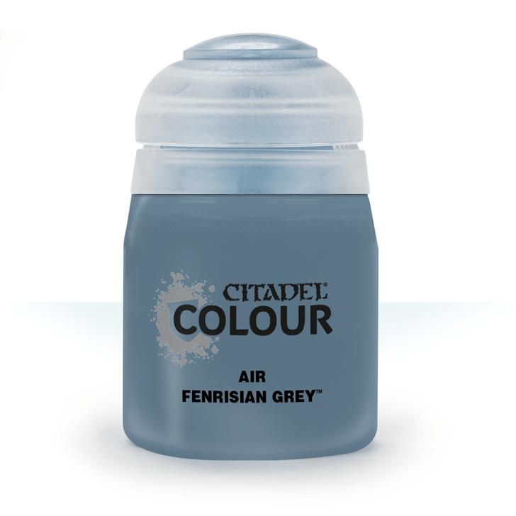 Citadel: Airbrush Paint - Fenrisian Grey (24ml)