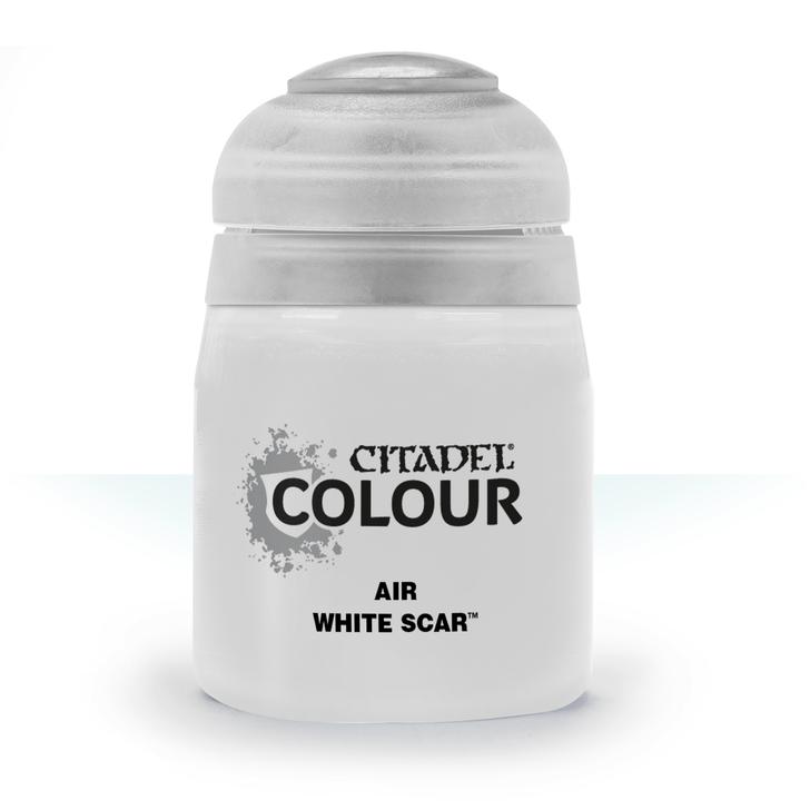 Citadel: Airbrush Paint - White Scar (24ml)