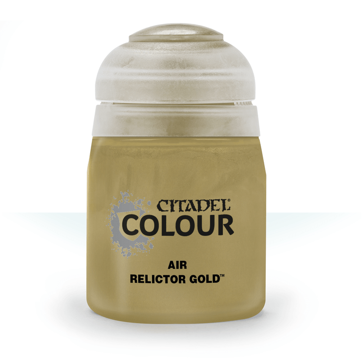 Citadel: Airbrush Paint - Relictor Gold (24ml)