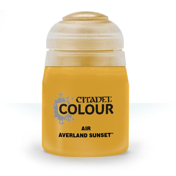 Citadel: Airbrush Paint - Averland Sunset (24ml)