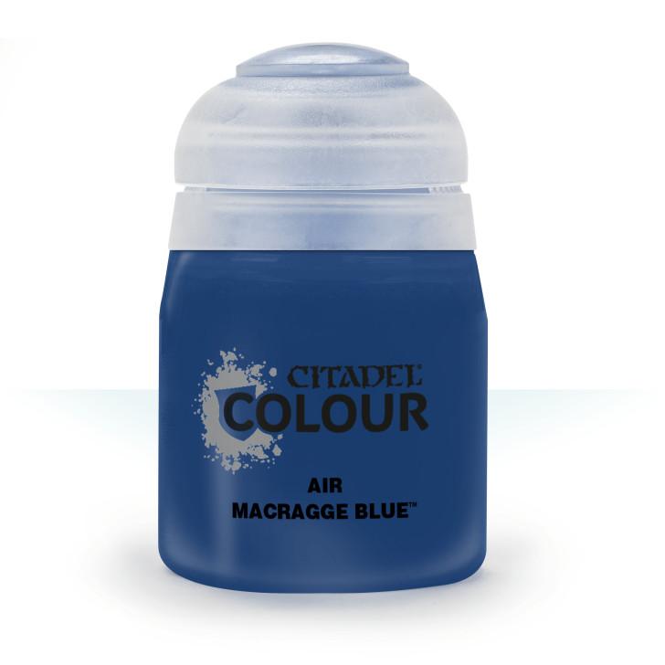 Citadel: Airbrush Paint - Macragge Blue (24ml)