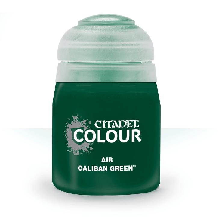 Citadel: Airbrush Paint - Caliban Green (24ml)