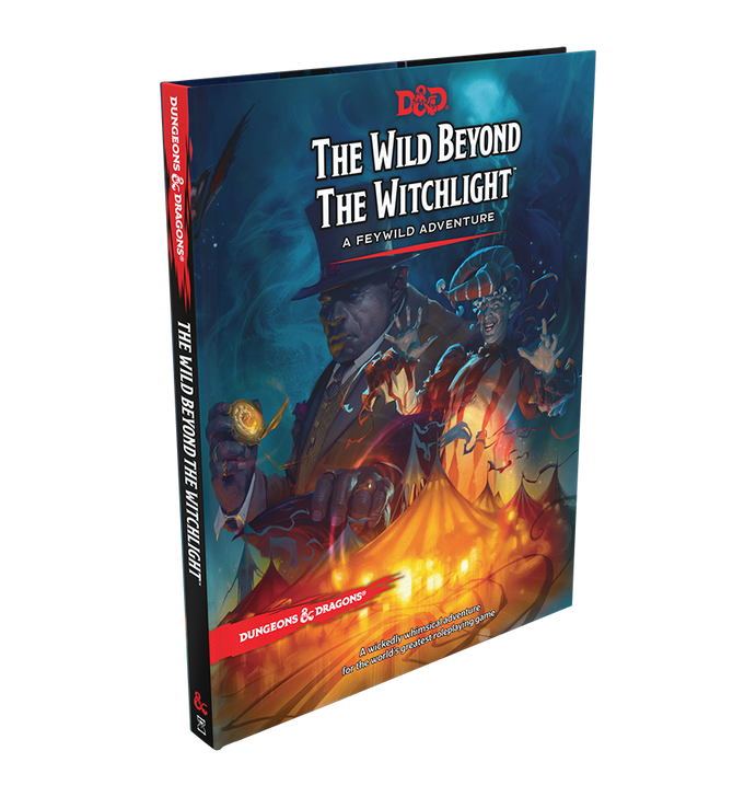 Dungeons & Dragons: The Wild Beyond The Witchlight
