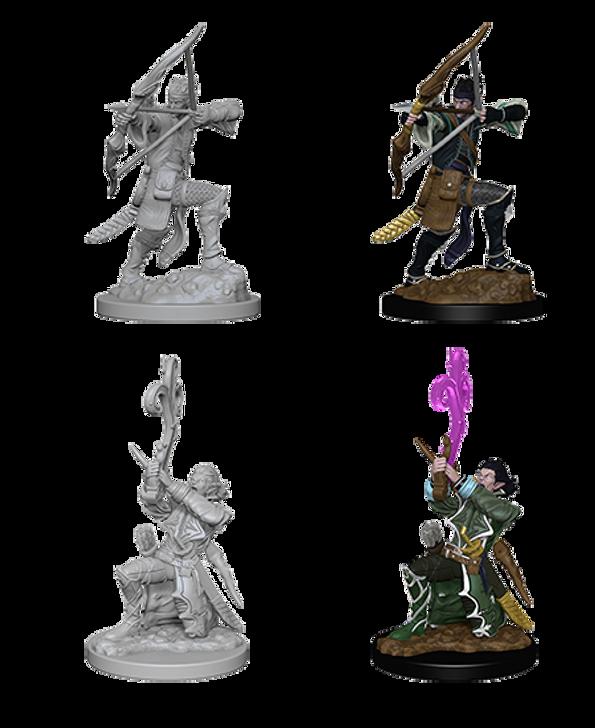 D&D Nolzur's Marvelous Miniatures: Male Elf Bard (Wave 4)