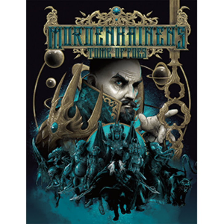 Mordenkainen`s Tome of Foes (Hobby Shop Edition)