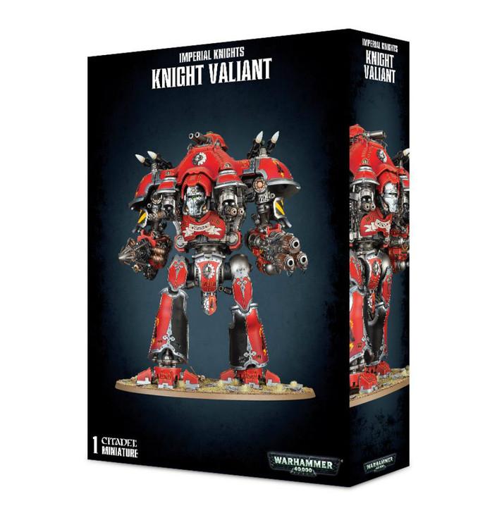 Warhammer 40K: Imperial Knights - Knight Valiant