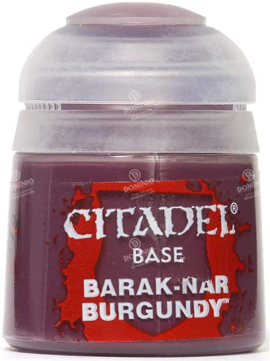 Citadel: Base Paint - Barak-Nar Burgundy (12ml)