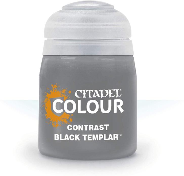 Citadel: Contrast Paint - Black Templar (18ml)
