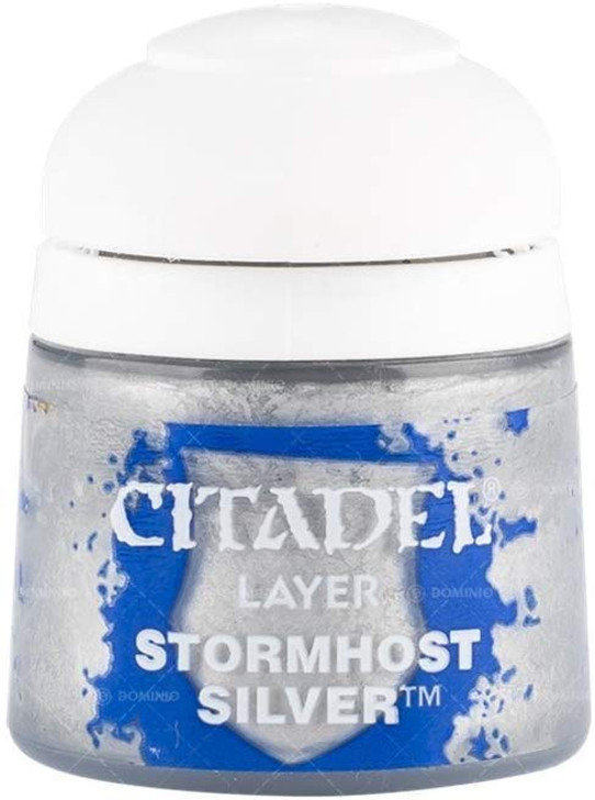 Citadel: Layer Paint - Stormhost Silver (12ml)