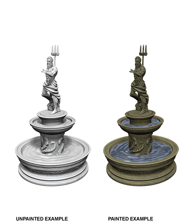 WizKids Deep Cuts: Fountain (Wave 10)