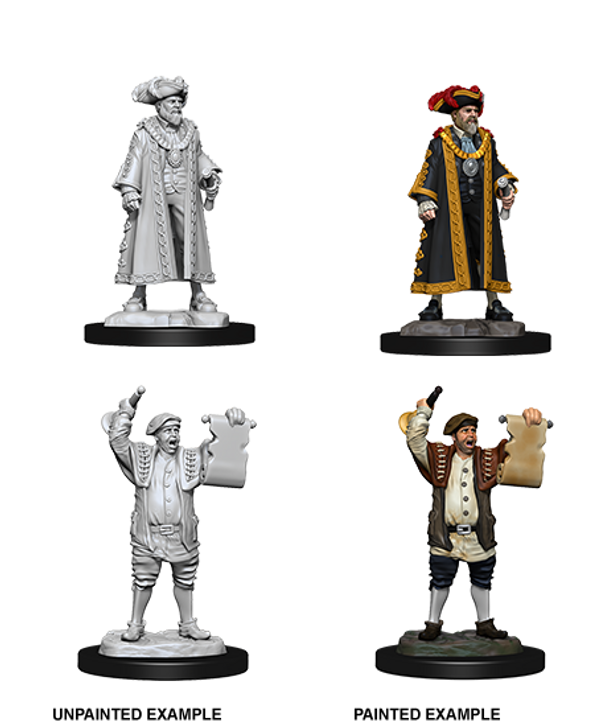 WizKids Deep Cuts: Mayor & Town Crier (Wave 10)