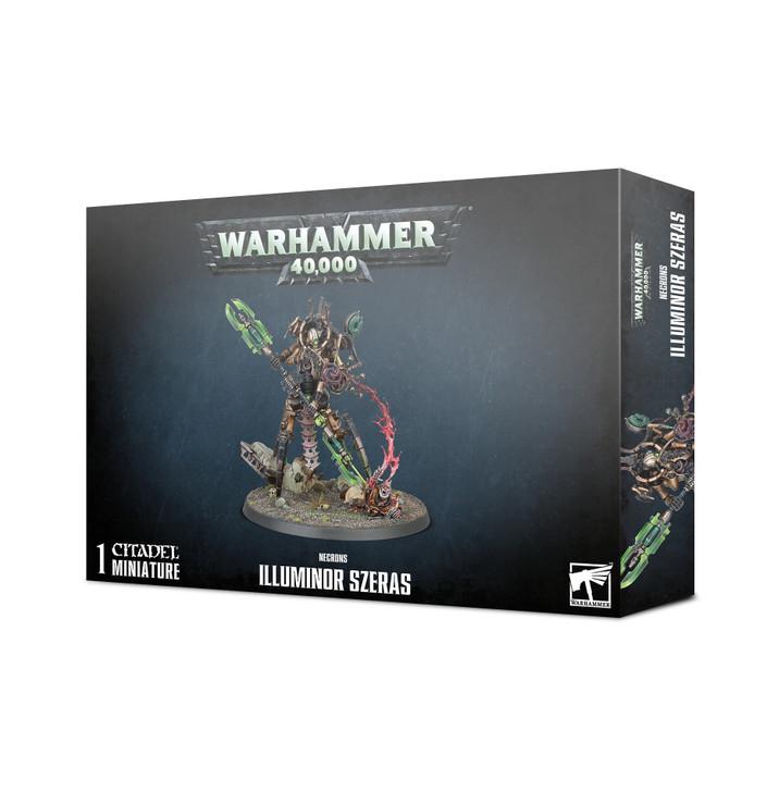 Warhammer 40K: Necrons - Illuminor Szeras