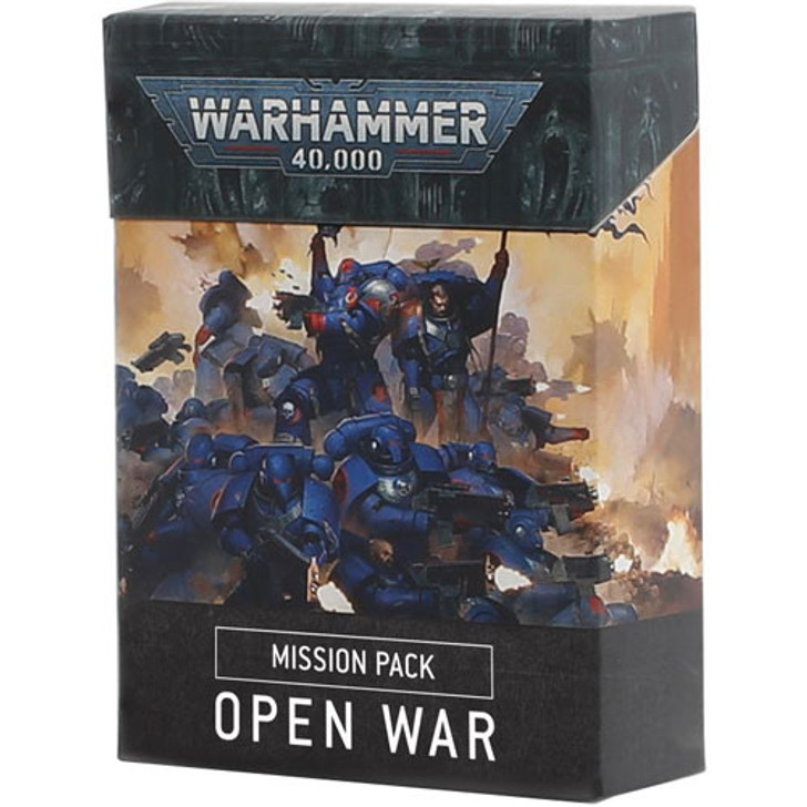 Warhammer 40K: 9th Edition Mission Pack - Open War