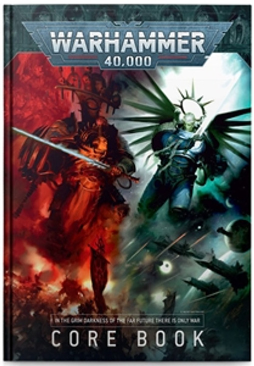 Warhammer 40K: 9th Edition - Core Book (Hardcover)
