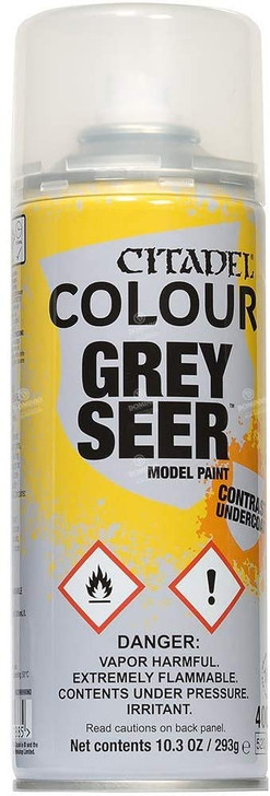 Citadel: Spray Paint - Grey Seer (400 ml)