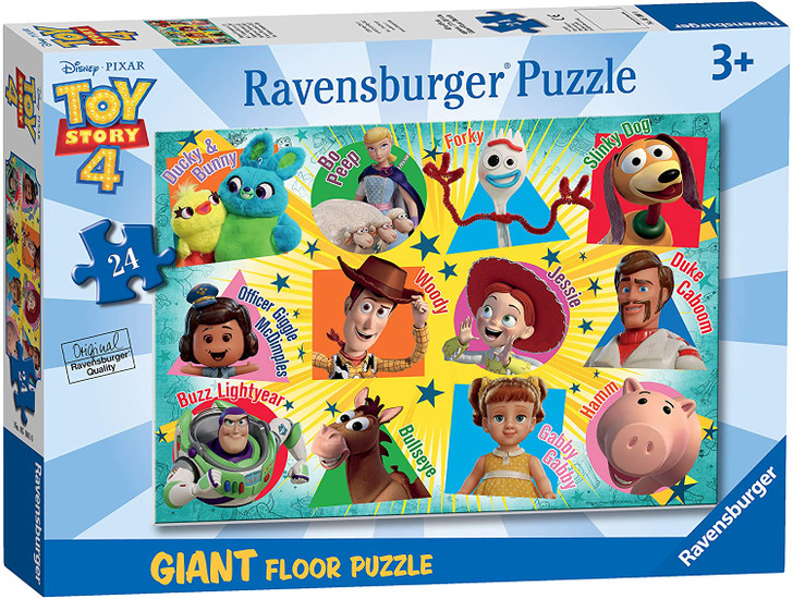 Toy Story 4 (Giant Floor Puzzle)