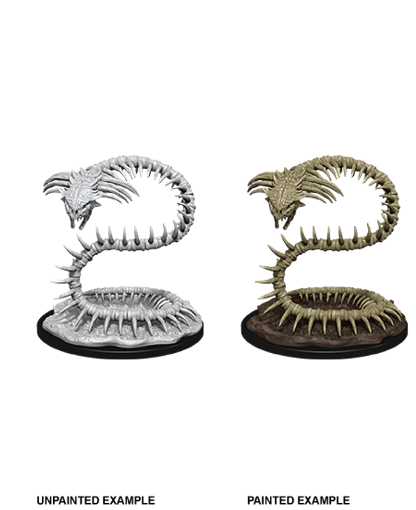 D&D Nolzur's Marvelous Miniatures: Bone Naga (Wave 12)