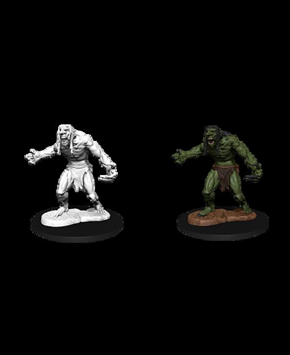 D&D Nolzur's Marvelous Miniatures: Raging Troll (Wave 12)