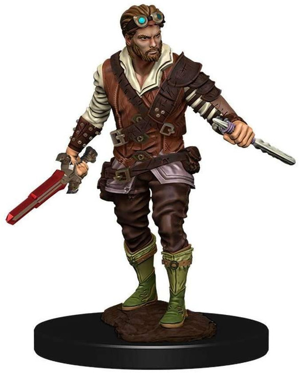 D&D Premium Painted Figure: Male Human Rogue (Wave 4)
