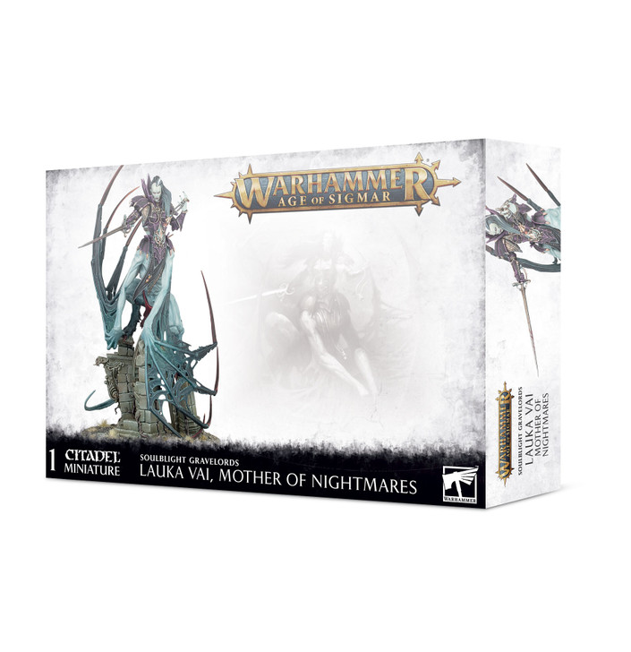 Warhammer Age of Sigmar: Soulblight Gravelords - Lauka Vai, Mother of Nightmares