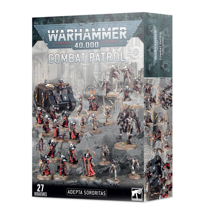 Warhammer 40K: Adepta Sororitas - Combat Patrol