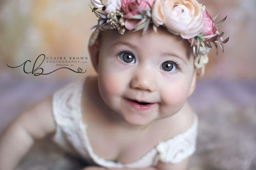 a9121f02a Rose gold ONE first birthday tutu set - Spoonful of Freckles