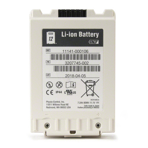 Lifepak 12 Li-Ion (11141-000106) Battery