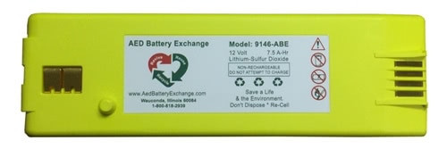 Cardiac Science PowerHeart G3 AED Battery - 9146-ABE