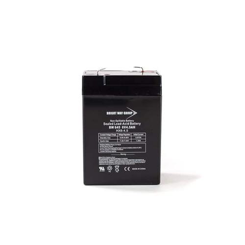 Bright Way BW645 Battery - 6V 4.5AH