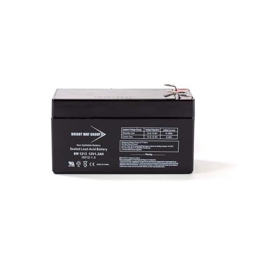 Bright Way BW1213 Battery - 12V 1.3AH