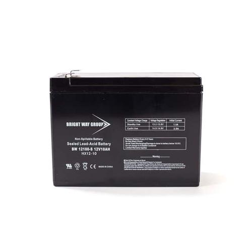 Bright Way BW12100S Battery - 12V 10AH