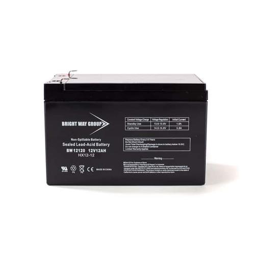 Bright Way BW12120F2 Battery - 12V 12AH