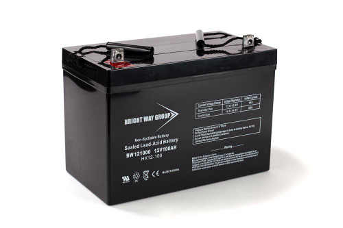 Bright Way BW121100Z Battery - 12V 110AH Group 31