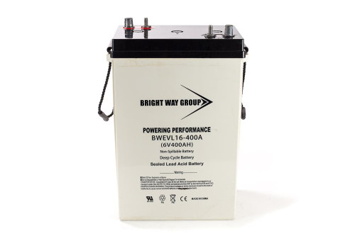 Bright Way BW EVL16-400A Battery - 6V 400AH Group L16