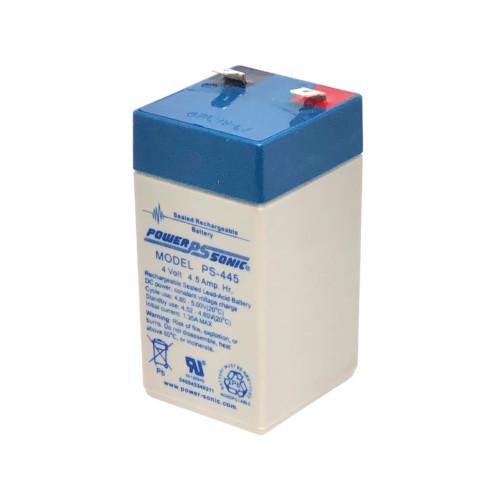 Power Sonic PS-445 Battery - 4V 4.5AH