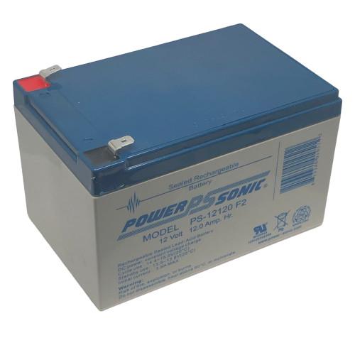 Power Sonic PS-12120F2 Battery - 12V 12AH