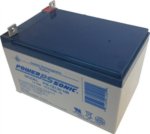 Power Sonic PS-12120NB Battery - 12V 12AH