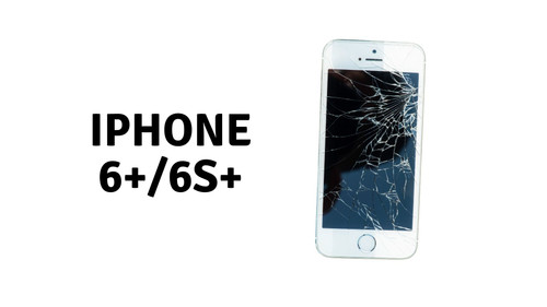 Apple iPhone 6+/6S+ Screen Replacement