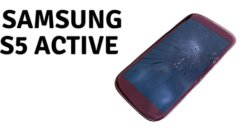 Samsung Galaxy S5 Active Screen Replacement