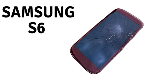 Samsung Galaxy S6 Screen Replacement