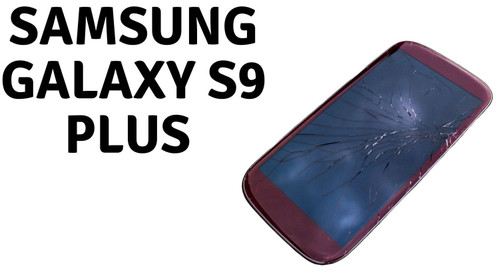 Samsung Galaxy S9 Plus Screen Replacement
