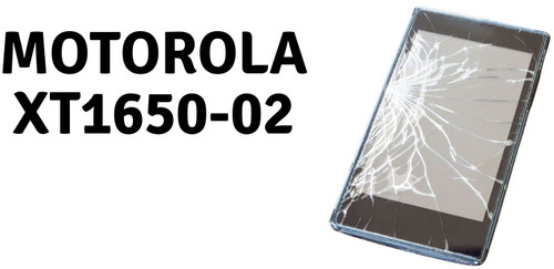Motorola XT1650-02 Screen Replacement