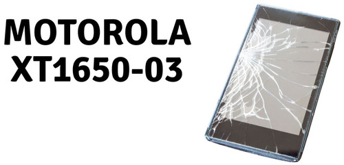 Motorola XT1650-03 Screen Replacement