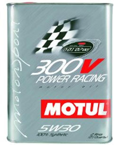 Motul 300V 5W30 Power Racing, 2 lit.