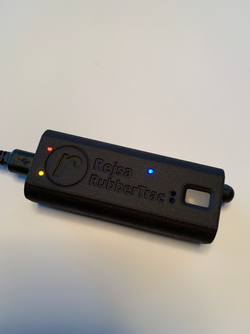 RejsaRubberTrac - A wireless thermal camera for tires, sold in pair