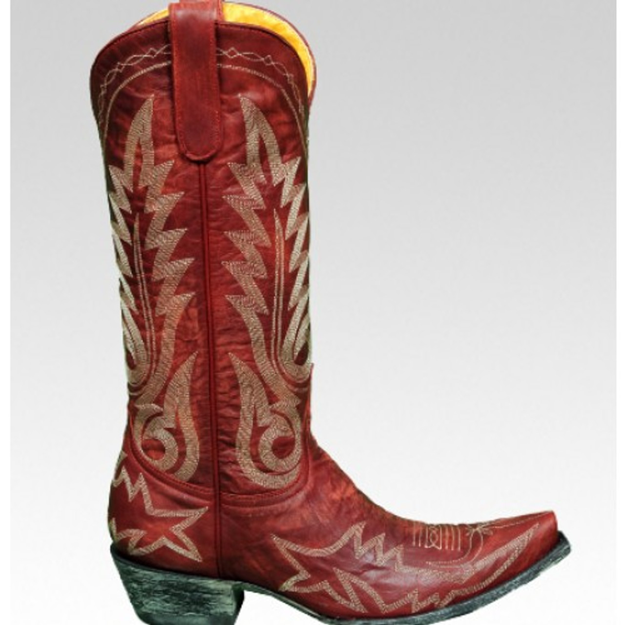 Old Gringo Women's Boots - Nevada - Red