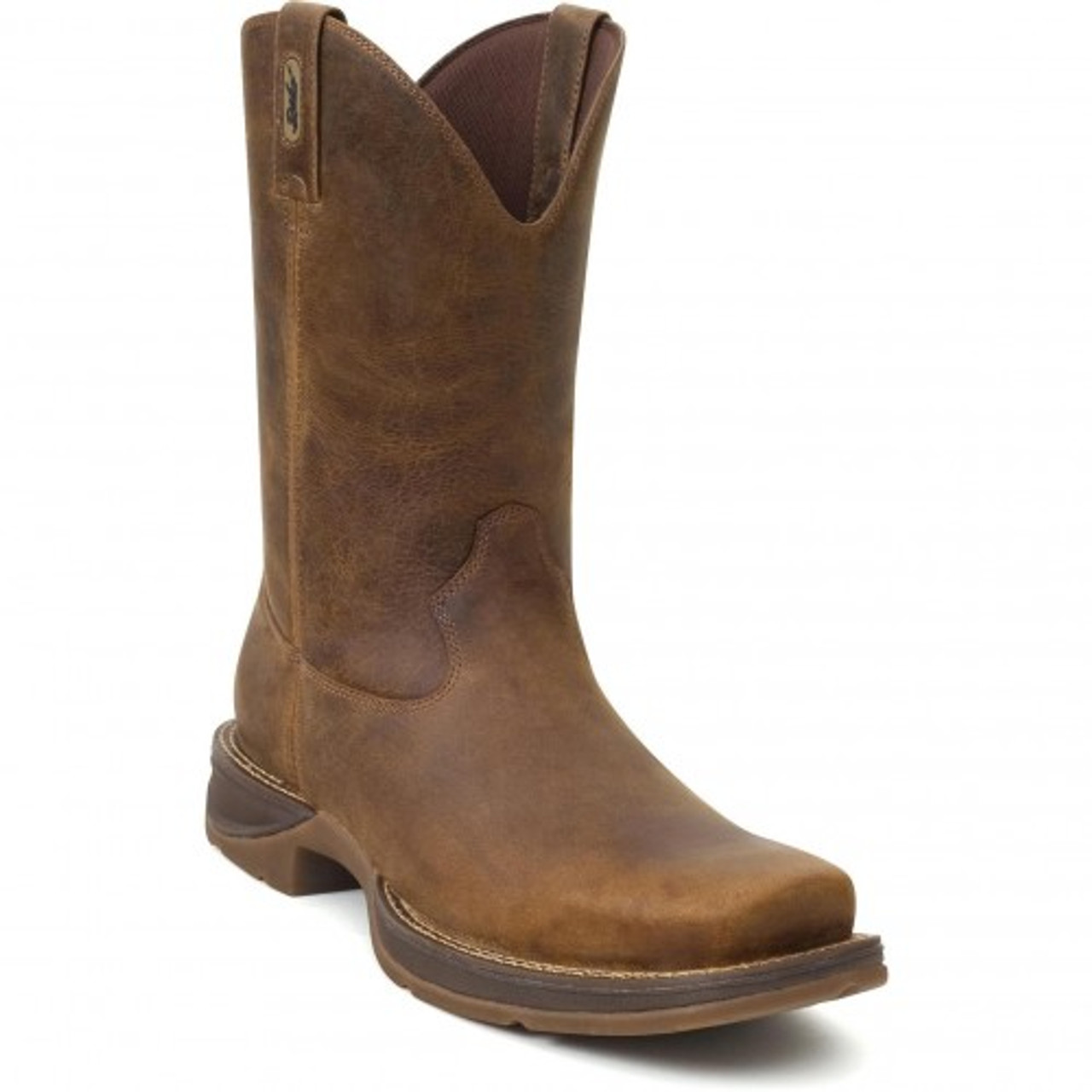 81ab04c254d Durango Men's Boots - Rebel - Brown Pull-On