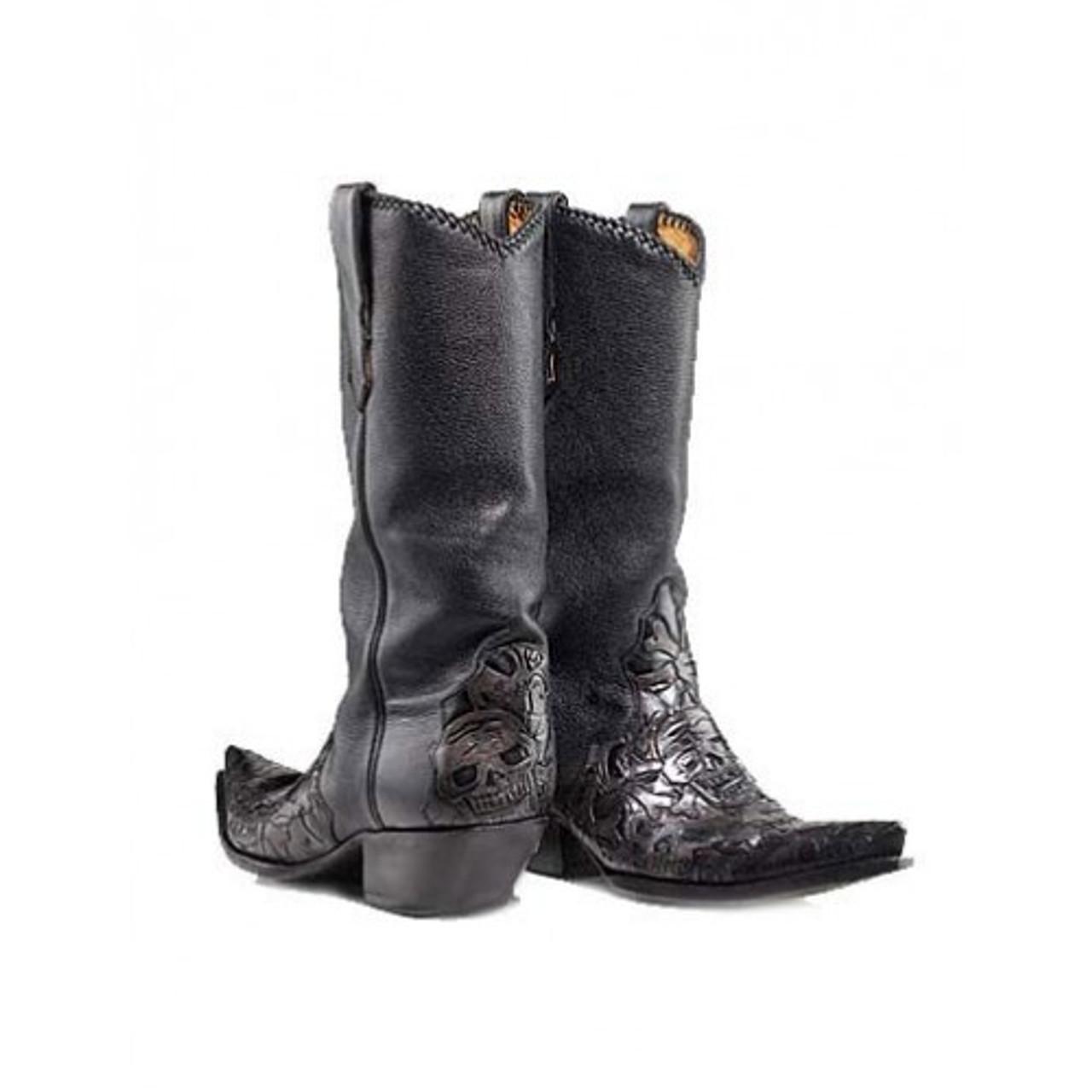 2dfd4a3bcde Liberty Men's Boots - 42 Muertos